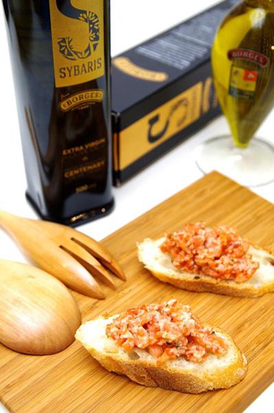 橄欖油推薦食譜: 軟法龍蝦沙拉