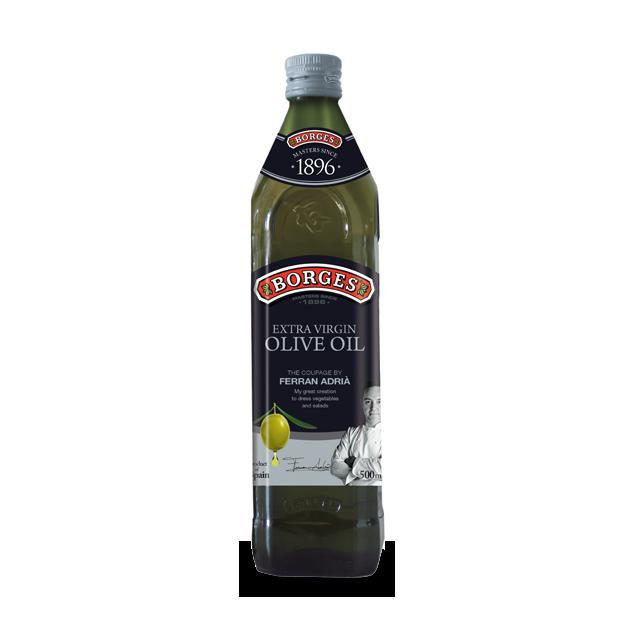 名廚嚴選橄欖油500ml-米其林三星名廚Ferran Adrià嚴選三種頂級橄欖果,100%第一道初榨冷壓,果香馥郁且口感和諧滑順。 1