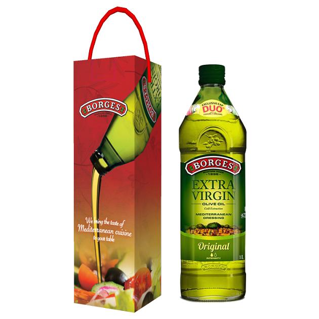 百格仕原味橄欖油1L-果香濃郁,100%第一道初榨冷壓,適合生飲、涼拌、中低溫烹調,西班牙橄欖油網路推薦最暢銷油品之一。 2
