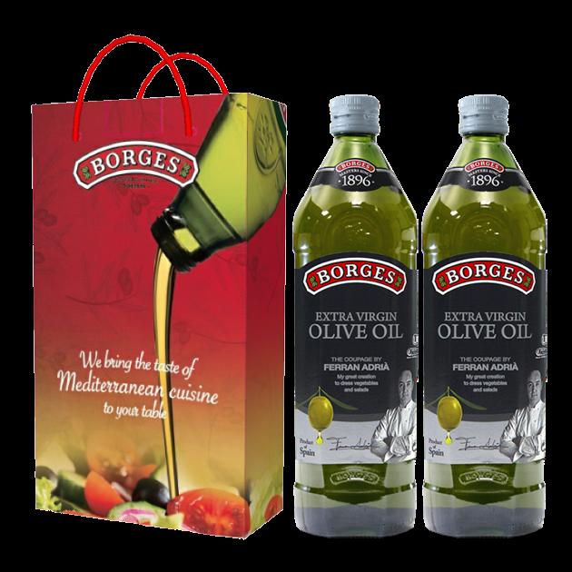 名廚嚴選橄欖油1L-米其林三星名廚Ferran Adrià嚴選三種頂級橄欖果,100%第一道初榨冷壓,果香馥郁且口感和諧滑順。 3