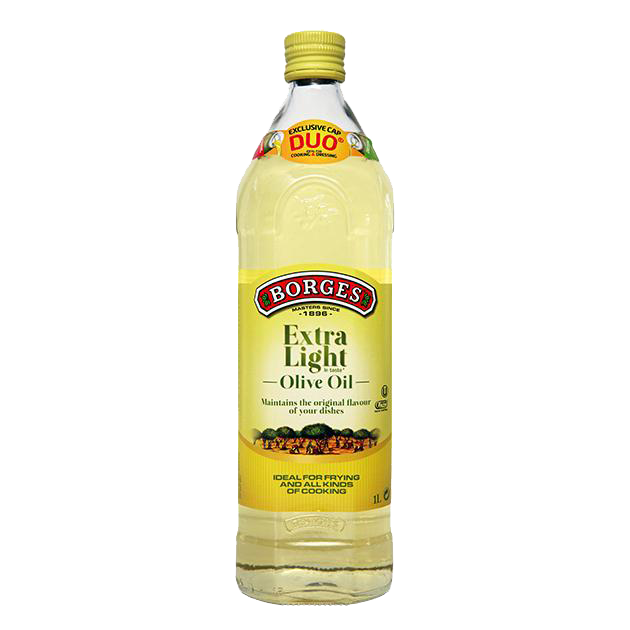 淡味橄欖油1公升-百格仕西班牙橄欖油推薦,100%純橄欖油,果香淡雅,油性安定耐高溫。 1