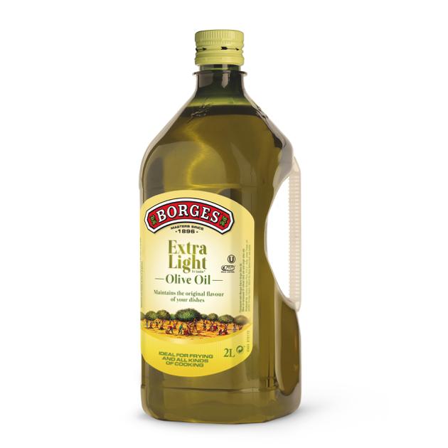 淡味橄欖油 2公升-百格仕西班牙橄欖油推薦,果香淡雅,西班牙橄欖油網路推薦廚房料理好選擇,2公升裝經濟實惠。 1