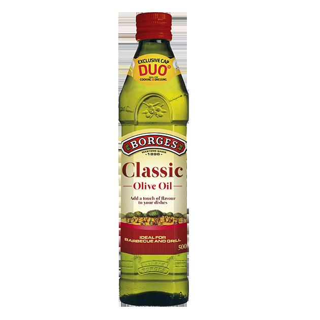 中味橄欖油500毫升-百格仕西班牙橄欖油推薦油品,100%純橄欖油,油性安定耐高溫,500毫升裝方便攜帶 1