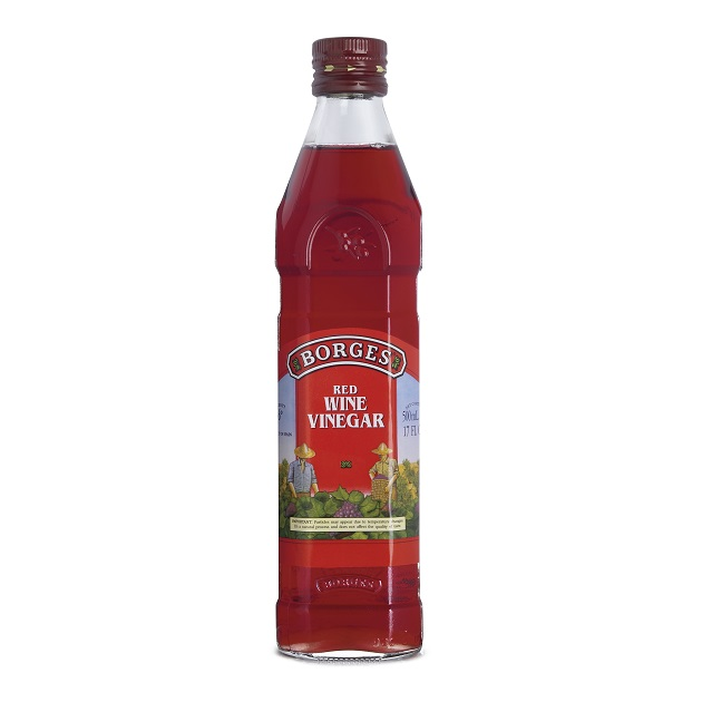 紅酒醋(RED WINE)-百格仕紅酒醋,嚴選釀酒用葡萄,橡木桶熟成,具有濃郁的紅酒口感及香氣。 1