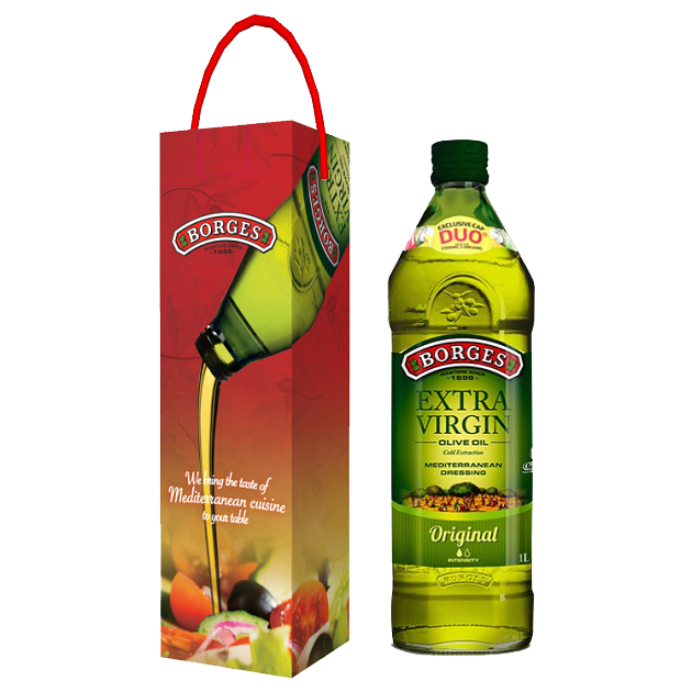 【售完】百格仕原味橄欖油1L-果香濃郁,100%第一道初榨冷壓,適合生飲、涼拌、中低溫烹調,西班牙橄欖油網路推薦最暢銷油品之一。 2
