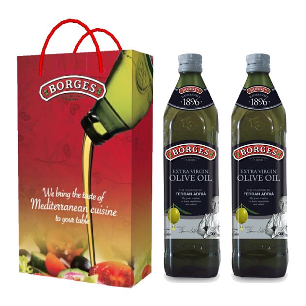 【售完】名廚嚴選橄欖油500ml-米其林三星名廚Ferran Adrià嚴選三種頂級橄欖果,100%第一道初榨冷壓,果香馥郁且口感和諧滑順。 3
