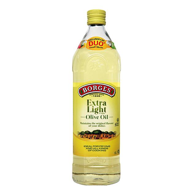 淡味橄欖油1L-100%純橄欖油,果香清爽淡雅,適合煎煮炒炸等各種烹調方式,油性安定耐高溫。 1