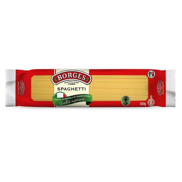 直麵(SPAGHETTI)-百格仕義大利麵,最受大眾喜愛的義大利麵。 1